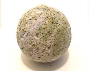 Sea spa bath bomb