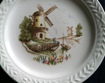 Laurella Universal Windmill Bread and Butter Plate
