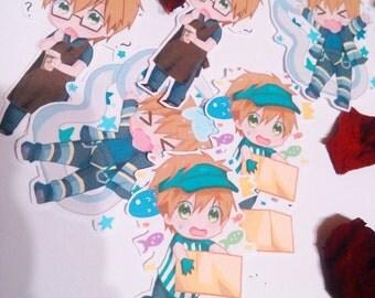 Free! Makoto Sticker