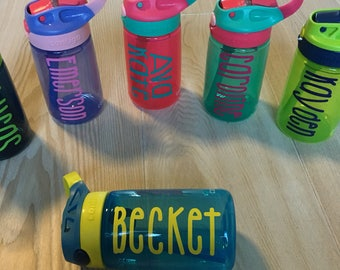 Kids Custom Water Bottles
