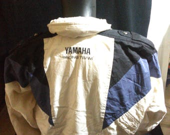 Vintage Yamaha Riding Wear Vintage Yamaha Jacket Yamaha Racing Team Yamaha Yss
