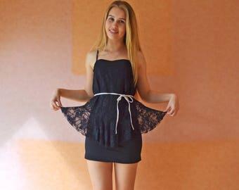 Kate dress peach dress summer dress evening dress