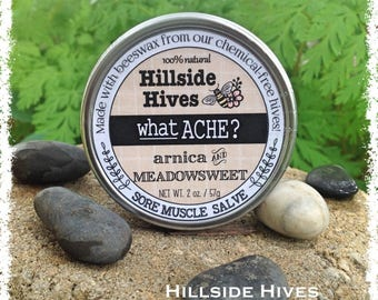 Arnica Balm - What Ache? (formerly known as Ache Away)