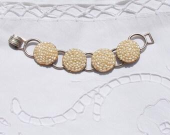 Laura Vogel vintage bracelet