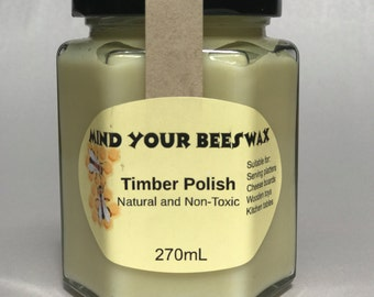 Mind Your Beeswax 270mL