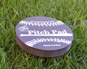 The Pitch Pad for Baseball