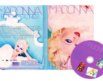 Bedtime Stories Deluxe Edition DVD - Madonna