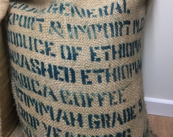 1KG, Green coffee beans Arabica Ethiopian Natural Djimma G5 RAW