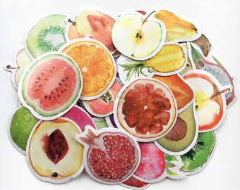 Fruit Label Stickers