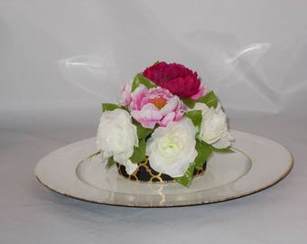 Sweet Delight Silk Floral Arrangement
