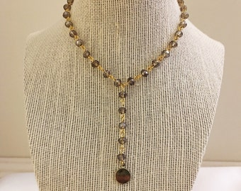 SALE 50% OFF Rosary Lariat