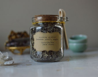 Medicinal Tea - Morning Wisdom 4oz