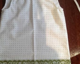 Vintage Pillow Case Dress