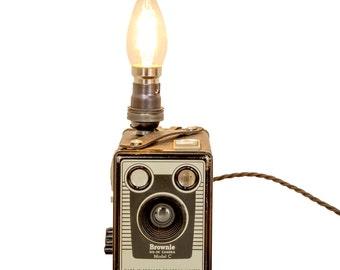 Kodak Brownie table lamp (including bulb)