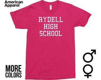 Rydell High School, Grease Shirt