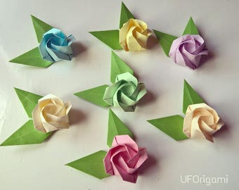 Roses, placeholders (20pcs)