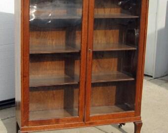 Quarter Sawn Oak Bookcase