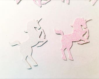 Unicorn Confetti Scatters - Glitter - Unicorn - Scatters - Gender Reveal - Gold - Pink - Birthday Party - Princess - Prince - Table Scatters