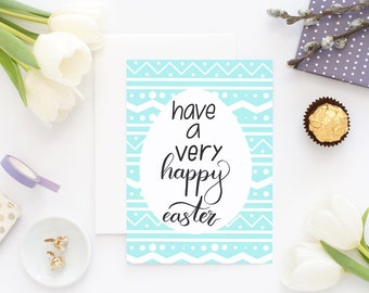 Happy Easter - Card