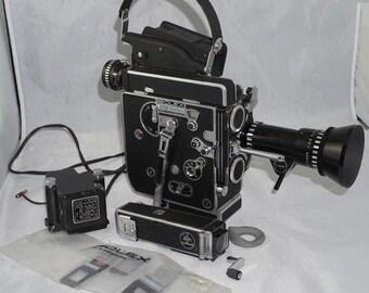 Camera Bolex h16 REX 5