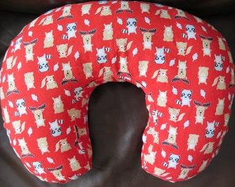 Fox Nursing Pillow Etsy