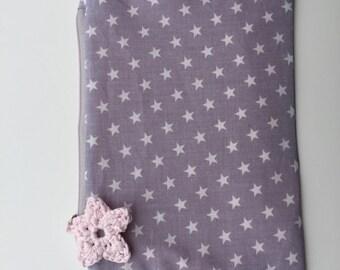 Zipper pouch stars