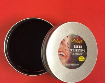 Ablush activated charcoal teeth whitening 50g