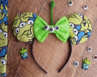 Toy Story Alien Disney Ears