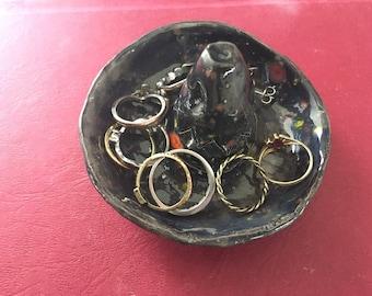 Sombrero Ring Dish