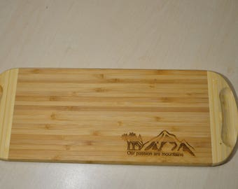 Personalized Cutting Board - Engraved Cutting Board, Custom Cutting Board, Wedding Gift, Housewarming Gift, Anniversary Gift