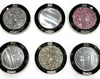 Pressed Glitter Eyeshadow - 36mm Compact