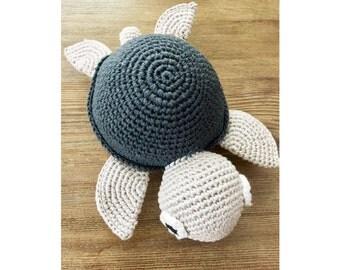 Amigurumi (Turtle, Bear & Unicorn)