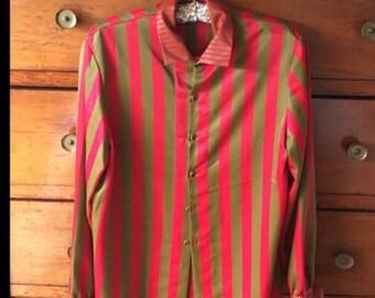 Vintage 80's blouse size M