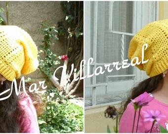 """Hat model """"Letticia"""""""