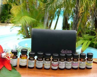Complete package essential oils