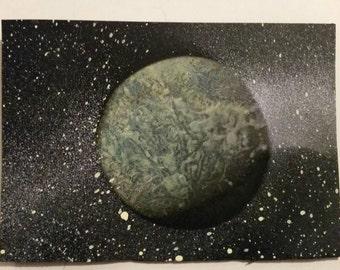 Postcard Planet #3