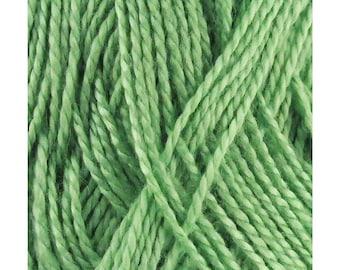 Soft Bamboo Tencel Fine Yarn - 4/08 Skeins - 06 Green Hill