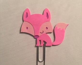 Foxy Planner Clip