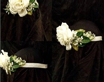 White Rose Crown