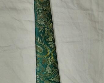 Kelly Green Little Boy's Silk Tie