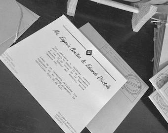 Digital Wedding Invitations - Customized Designs