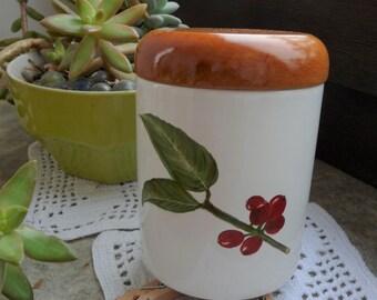 airtight ceramic jar