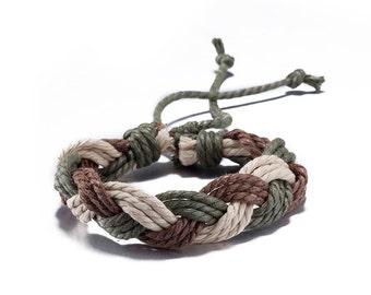 Army Style Rope Bracelet