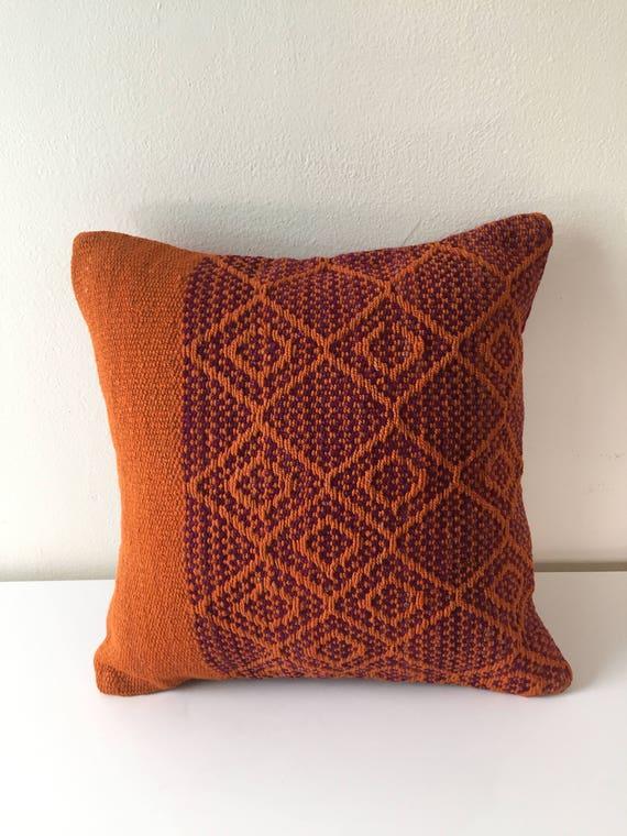 Peruvian Hand-Woven Pillow | TWELEVE