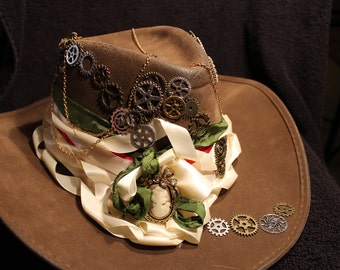 Steampunk Cowboy Hat