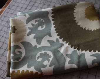 3 Upholstery Fabric for purse or chair or pillow. Versatile weight. 3