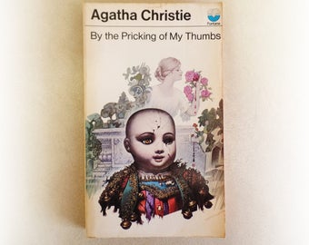 Agatha Christie - By the Pricking of My Thumbs - Fontana vintage paperback book - 1977