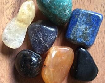 Reclaim Your Power Crystal Kit