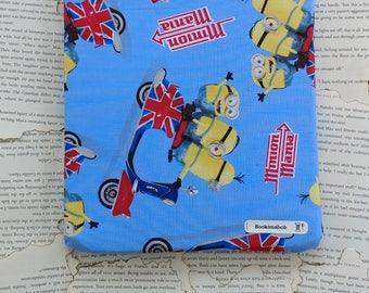 Minions Bookimabob book/tablet/kindle sleeve