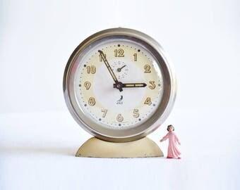 1940's French Jaz Alarm Clock